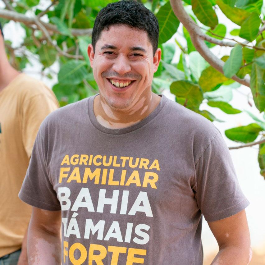 Guilherme Souza, do Governo da Bahia, fala sobre os desafios da versão online do Terra Madre Brasil 2020